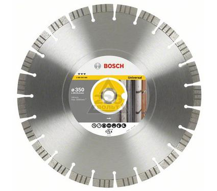 Круг алмазный BOSCH Best for Universal and Metal  300 Х 20/25.4 сегмент