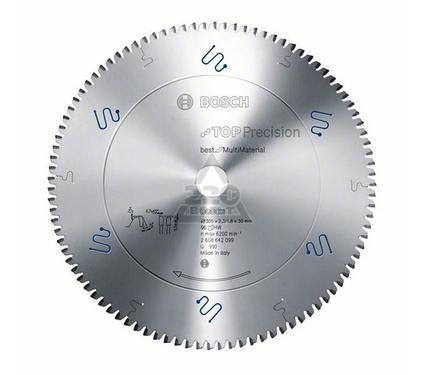 Круг пильный твердосплавный BOSCH Top Precision Best for Multi Material  21 X 54 X 30