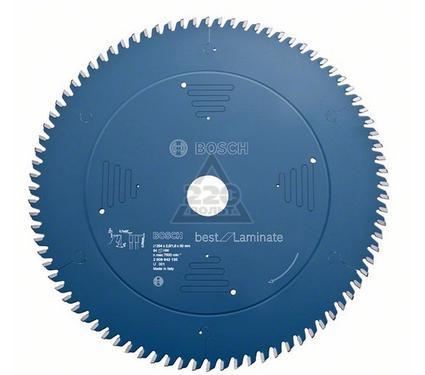 Круг пильный твердосплавный BOSCH Best for Laminate  305 X 96 X 30