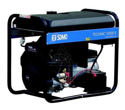 Бензиновый генератор SDMO 10000 E R05ATT