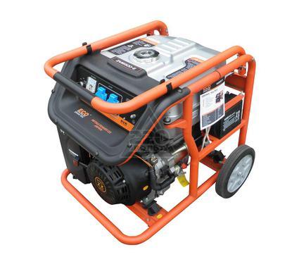 Бензиновый генератор MITSUI POWER ECO ZM4500-E