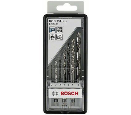 ����� ����� BOSCH Robust Line HSS-G 7 ��., �������.��.