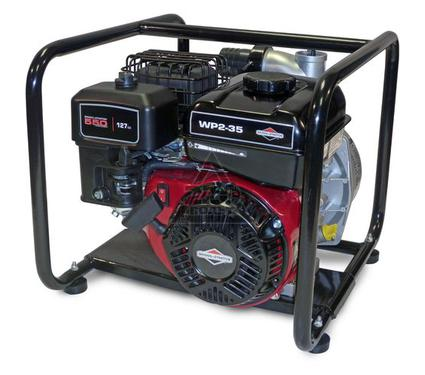 Бензиновая мотопомпа BRIGGS & STRATTON WP2-35