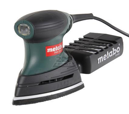 Машинка шлифовальная дельта METABO FMS 200 Intec