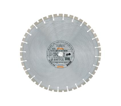 Круг алмазный STIHL BA80 350 Х 20, бетон/асфальт
