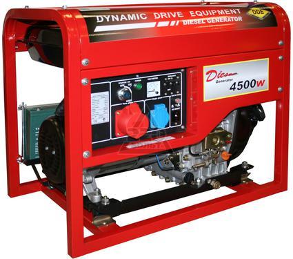 Дизельный генератор DDE DDG6000-3E