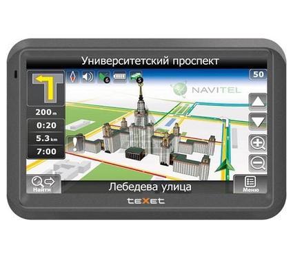 Навигатор TEXET TN-733 18899