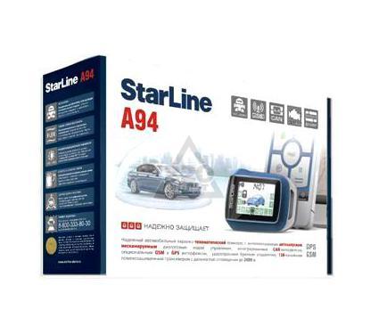 Сигнализация STARLINE Twage A94 2CAN GSM