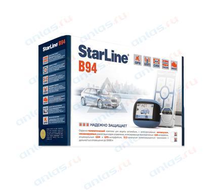 Сигнализация STARLINE Twage B94 2CAN