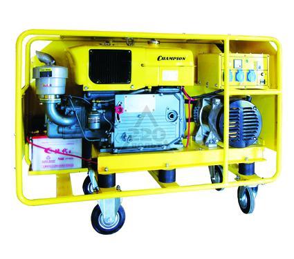 Дизельный генератор CHAMPION DG10E