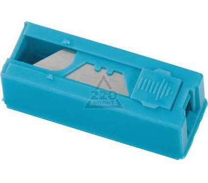 Нож строительный GROSS 79376 19мм трапециевидные, пластиковый кейс