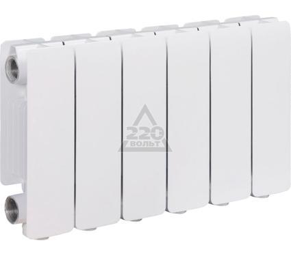 Алюминиевый радиатор ELSOTHERM JET 200/80, 4 секции