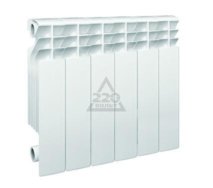 Алюминиевый радиатор ELSOTHERM JET 350/96, 6 секций