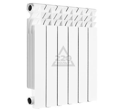 Алюминиевый радиатор ELSOTHERM JET 500/85,  4 секции