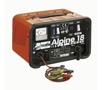 Зарядное устройство TELWIN ALPINE 18
