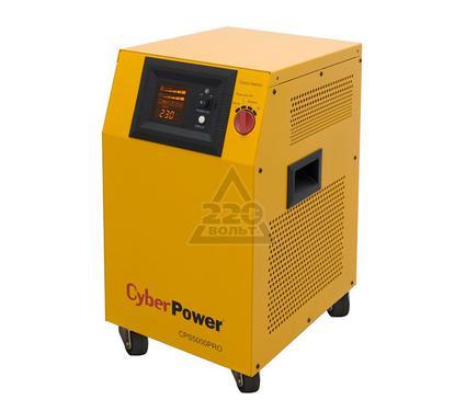 Источник бесперебойного питания CYBER POWER CPS 3500PRO БЕЗ АКК.
