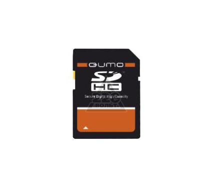 Карта памяти QUMO SDHC Card Class 10 16GB