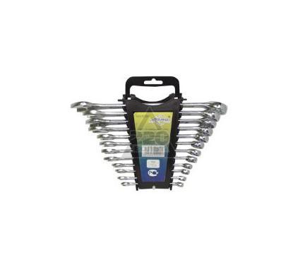 Набор комбинированных гаечных ключей в держателе, 12 шт. AIST 0011412В5-M