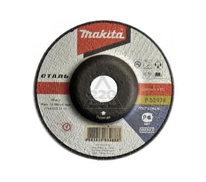 Круг зачистной MAKITA MAKITA P-52314  180 X 6.5 X 22