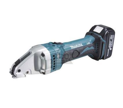 Аккумуляторные шлицевые ножницы по металлу MAKITA BJS161RFE