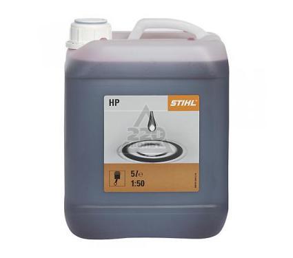Присадка к топливу STIHL для двухтактного двигателя HP, 5 л