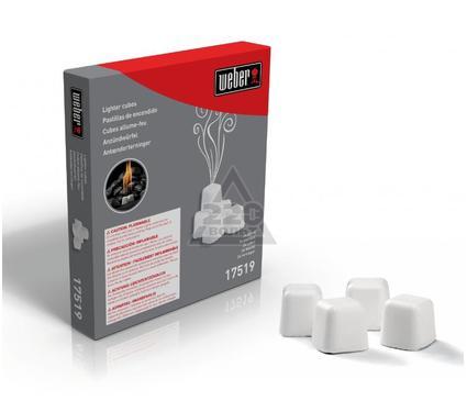 Сухое средство для розжига WEBER 17519 (кубики)