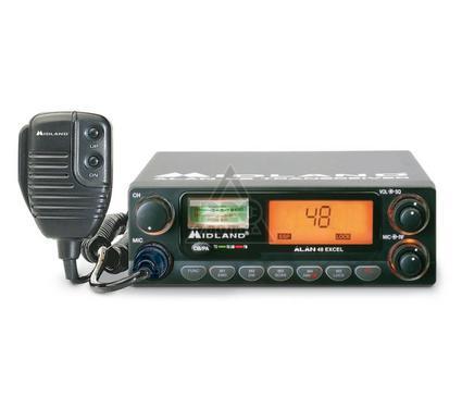 Автомобильная радиостанция ALAN 48 Excel