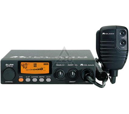 Автомобильная радиостанция ALAN 78PLUS