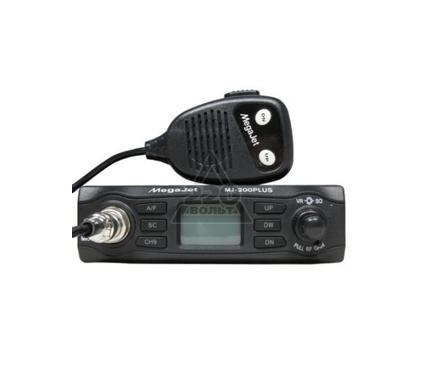 Автомобильная радиостанция MEGAJET MJ200PLUS