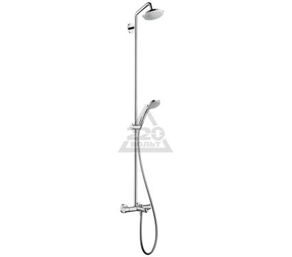 Душевая система HANSGROHE Croma 100 Showerpipe 27143000