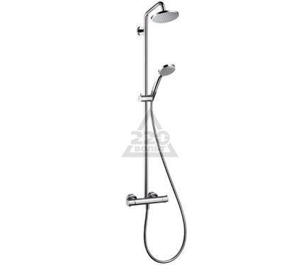 ������� ������� HANSGROHE Showerpipe Croma 100 27169000