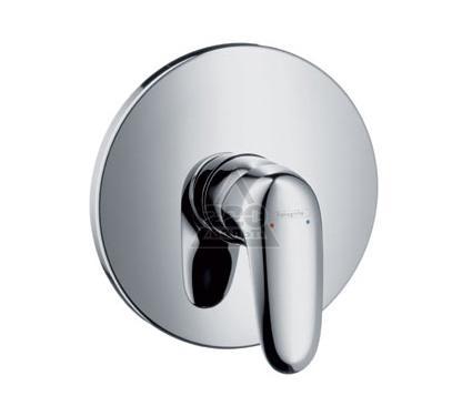 Смеситель для ванны HANSGROHE Metris E 31675000