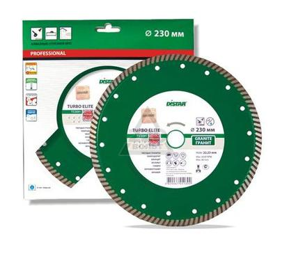 Круг алмазный DI-STAR Turbo ELITE POWER TS30H 242421 230 Х 22