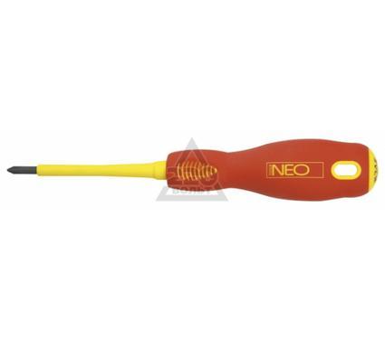 Отвертка диэлектрическая крестовая NEO 04-072