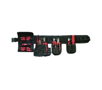 Профессиональный набор инструментов, 16 предметов HAUPA 220281
