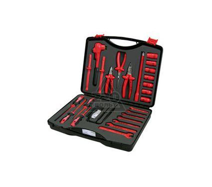 Набор инструментов в чемодане, 26 предметов HAUPA 220146