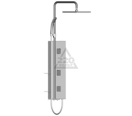 Душевая система JACOB DELAFON WATER TILES TOWER E3872D-185