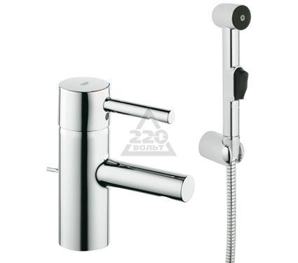 Смеситель с гигиеническим душем GROHE Essence 32535000