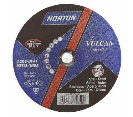 Круг зачистной NORTON NORTON VULKAN 66252925529  230 X 6.4 X 22