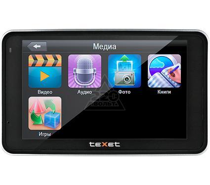 Навигатор TEXET TN-511 HD DVR