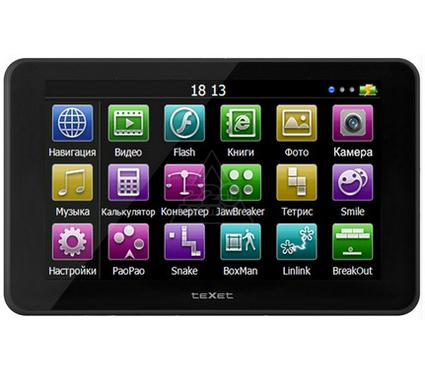 Навигатор TEXET TN-522 HD DVR CITYGUIDE
