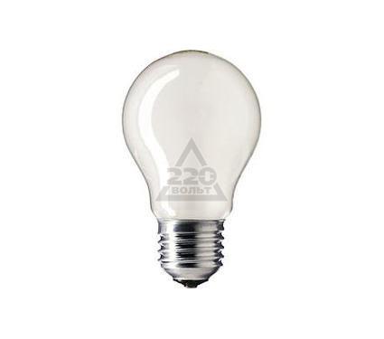 Лампа накаливания PHILIPS A55  25W E27 FR