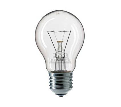 Лампа накаливания PHILIPS A55  40W E27 CL