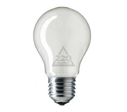 Лампа накаливания PHILIPS A55  60W E27 FR
