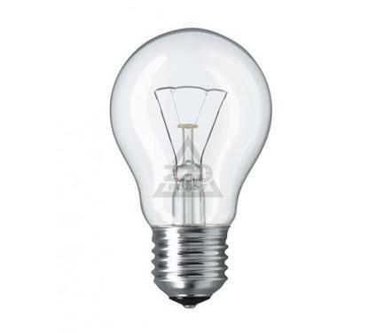 Лампа накаливания PHILIPS A55  75W E27 CL