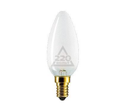 Лампа накаливания PHILIPS B35  60W E14 FR