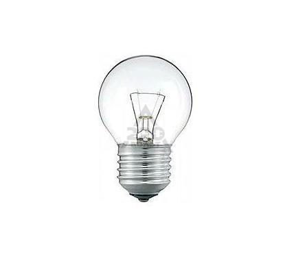 Лампа накаливания PHILIPS P45  40W E27 CL