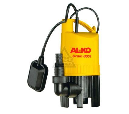 Погружной дренажный насос AL-KO Drain 8001