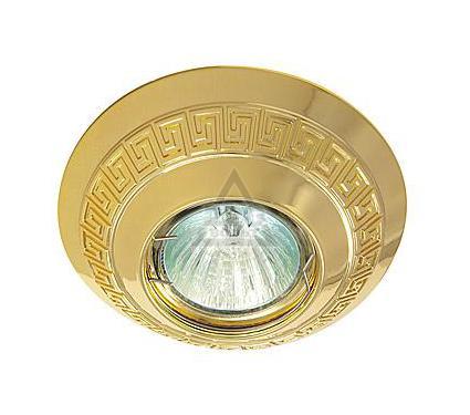 Светильник встраиваемый АКЦЕНТ Versace 710 золото