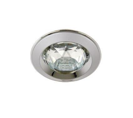 Светильник встраиваемый АКЦЕНТ 16001XQ жемчужный хром/хром